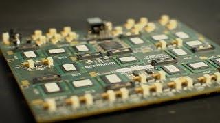 Stanford engineer creates circuit board that mimics the human brain