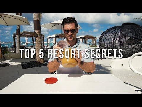 TOP 5 RESORT SECRETS! | Season 2 | Vlog 21