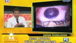 High Myopia with Astigmatism