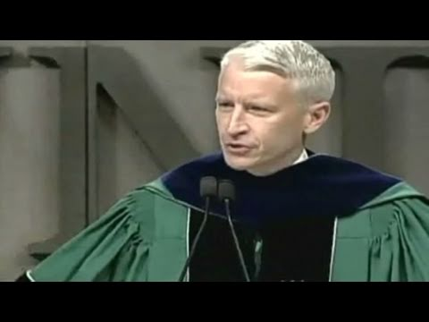 2010: Cooper's advice to graduates