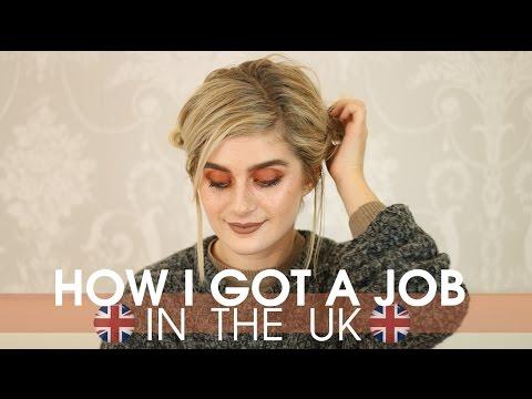 How I Got a Job in the UK (London) | Raquel Mendes