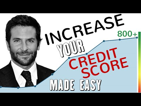 Credit Score Made Easy:  How to Increase Your Credit Score and Keep It High