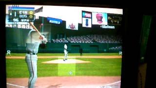 All Star Baseball 2002 Game play