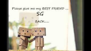Best friends sad story ( Kal ho na ho heartbeat instrumental )