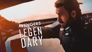 avengers   legendary