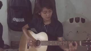 I don't believe in you - Noo Phước Thịnh - Guitar cover Trần Diệu Trang