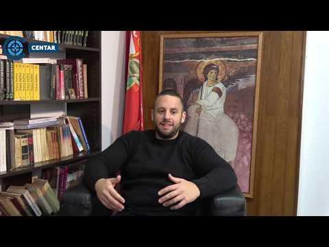 U CENTAR - Goran Šarić: 40% Srbа i Hrvatа potiču od istog muškarca