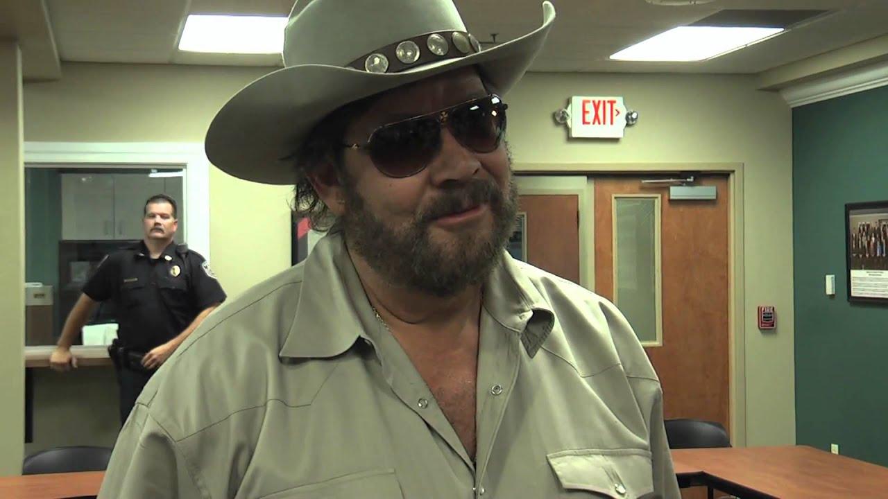 Cullman Tornado Hank Williams Jr Press Conference YouTube