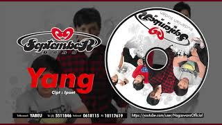 Gambar cover September Band - Yang (Official Audio Video)