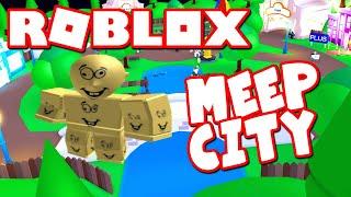 Etre un fluage dans Meep City! (Roblox)