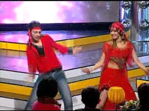 Ishq Kamina - Oksana Rasulova & Rasul, bolywood dance