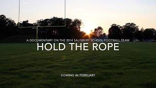 Hold The Rope: Salisbury Football 2014