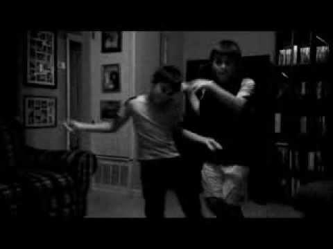 an impromptu dance off
