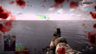 And they say they fixed rubber banding in Battlefield 4.