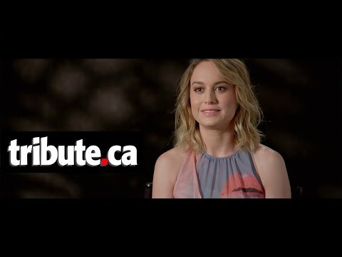 Brie Larson - The Glass Castle Interview