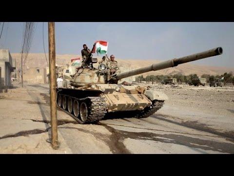 Schlacht um Mossul: Eine exklusive Front-Reportage
