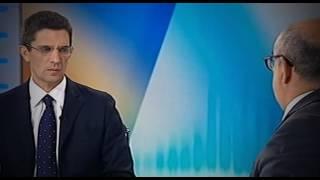 Ministro da Defesa Nacional, José Azeredo Lopes, na Grande Entrevista da RTP3