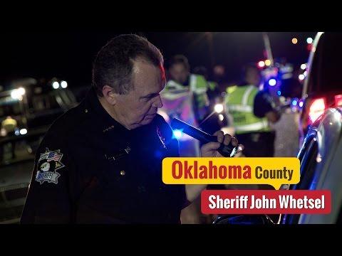 Your Sheriff: Oklahoma County - Sheriff John Whetsel