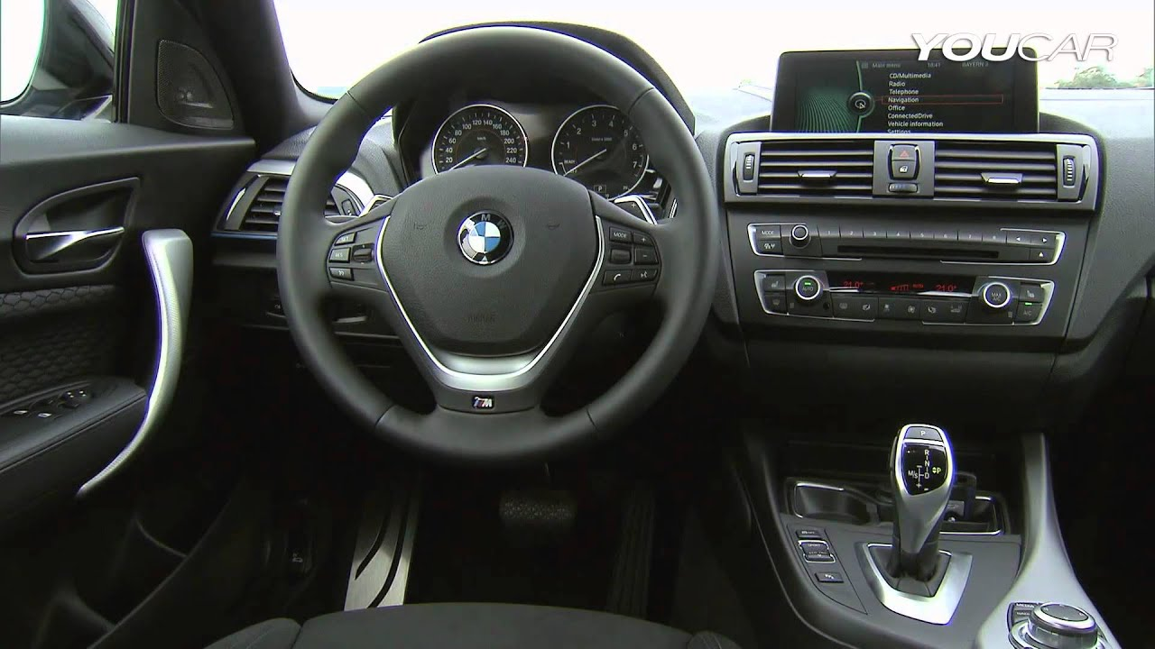 2013 bmw m135i interior youtube for Interieur sport youtube