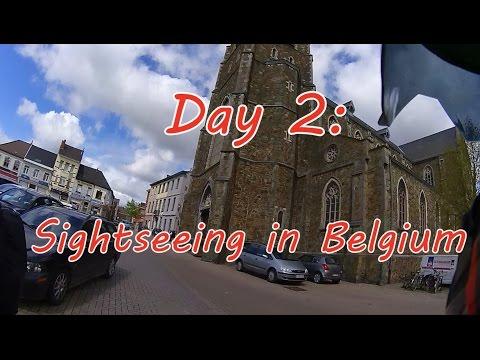 Day 2: Sightseeing in Belgium