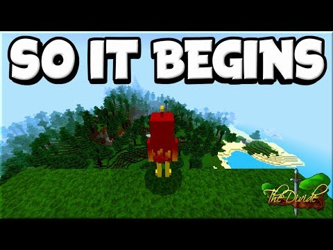 SO IT BEGINS !! - The Divide : Minecraft xbox [01]