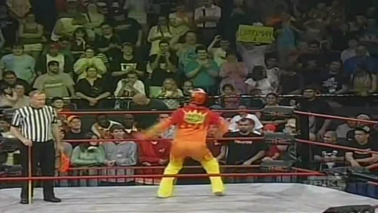 Boy Vs Man Wrestling