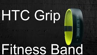 HTC Grip Fitness Band| HD+