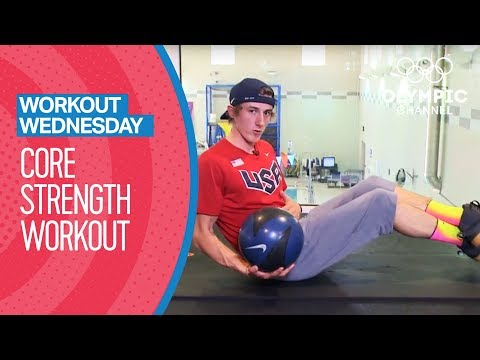 Core Strength Workout ft. Michal Smolen | Workout Wednesday