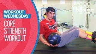 Core Strength Workout ft. Michal Smolen | Workout Wednesday