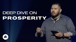 Deep Dive on Prosperity - Freedom Church CO LIVE! - July 17, 2021