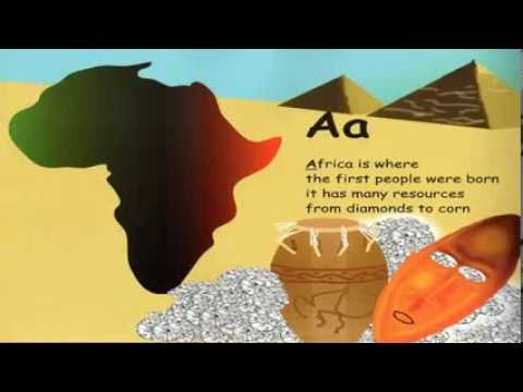 The ABCs of Black History   Children's Guide