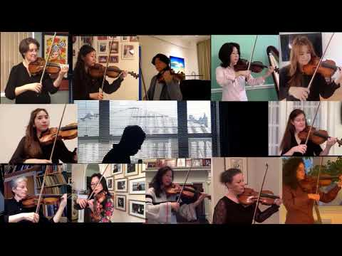 A Boléro from New York: NY Philharmonic Musicians Send Musical Tribute to Healthcare Workers