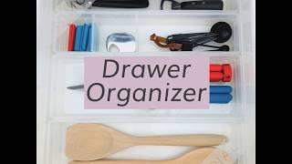 Wowganiser Drawer Organizer