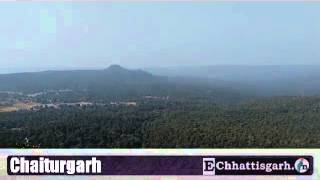 View point of Chaiturgarh (Kashmir of Chhattisgarh), Korba uploaded by www.EChhattisgarh.in