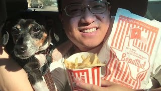Whataburger - #1 Combo Lunch with Tidus
