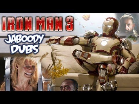Jaboody Dubs: Iron Man 3 Trailer