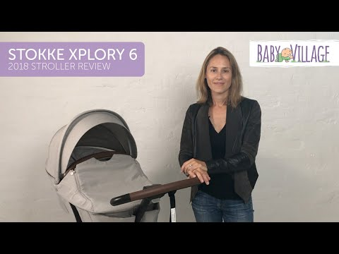 Stokke Xplory 6 Pram | 2018 Stroller Review