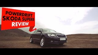 Skoda Superb Review: PowerDrift