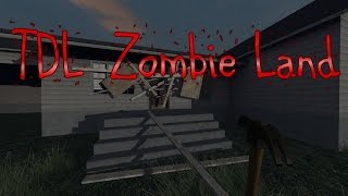 The Dead Linger: Zombie Land (New Blood) PC Ultra
