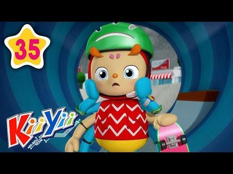 Free Download Itsy Bitsy Spider | Plus More Nursery Rhymes | By Kiiyii | Nursery Rhymes & Kids Songs Mp3 dan Mp4