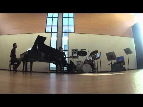 Conservatorio di Vicenza Arrigo Pedrollo. Diploma in Jazz II liv.Musiche di Michele Lavarda 1