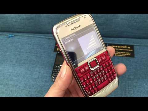 Điện Thoại Nokia E71 Zin Chính Hãng - trummayco.vn