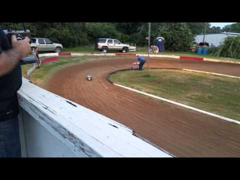 RC cars @ Wild Bill's Raceway.