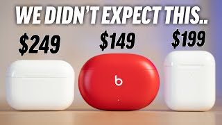 Beats Studio Buds vs AirPods Pro/2: Ultimate Comparison!