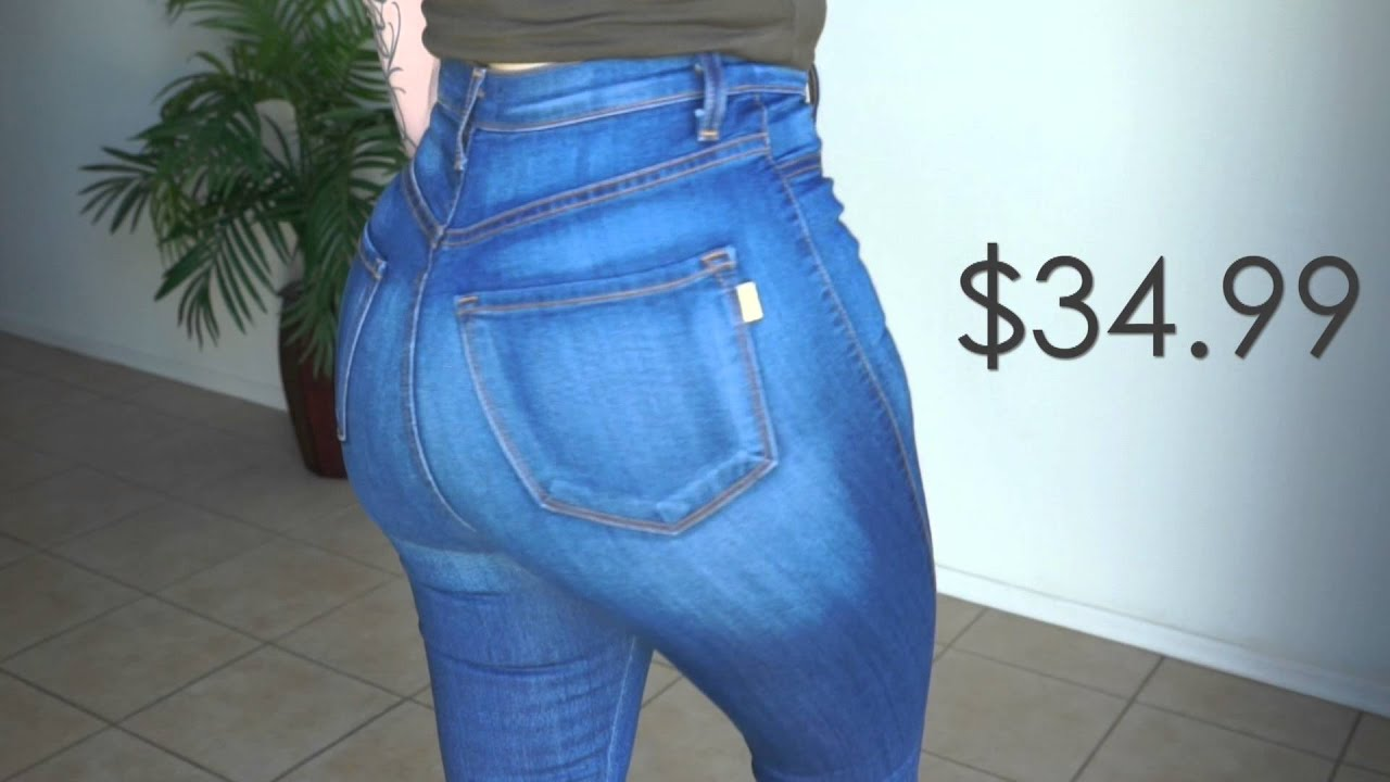 Jeans Ass Tube