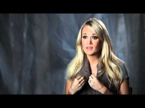 "Carrie Underwood Talks About ""Good In Goodbye"""