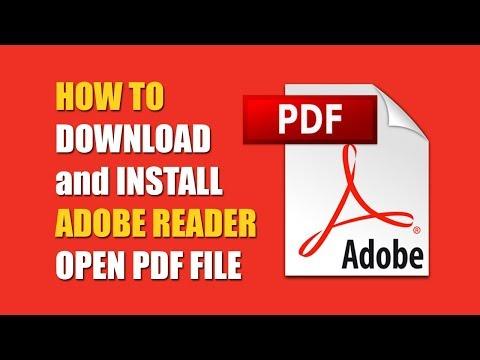Cara Download & Install Adobe Acrobat Reader DC Untuk Buka File PDF