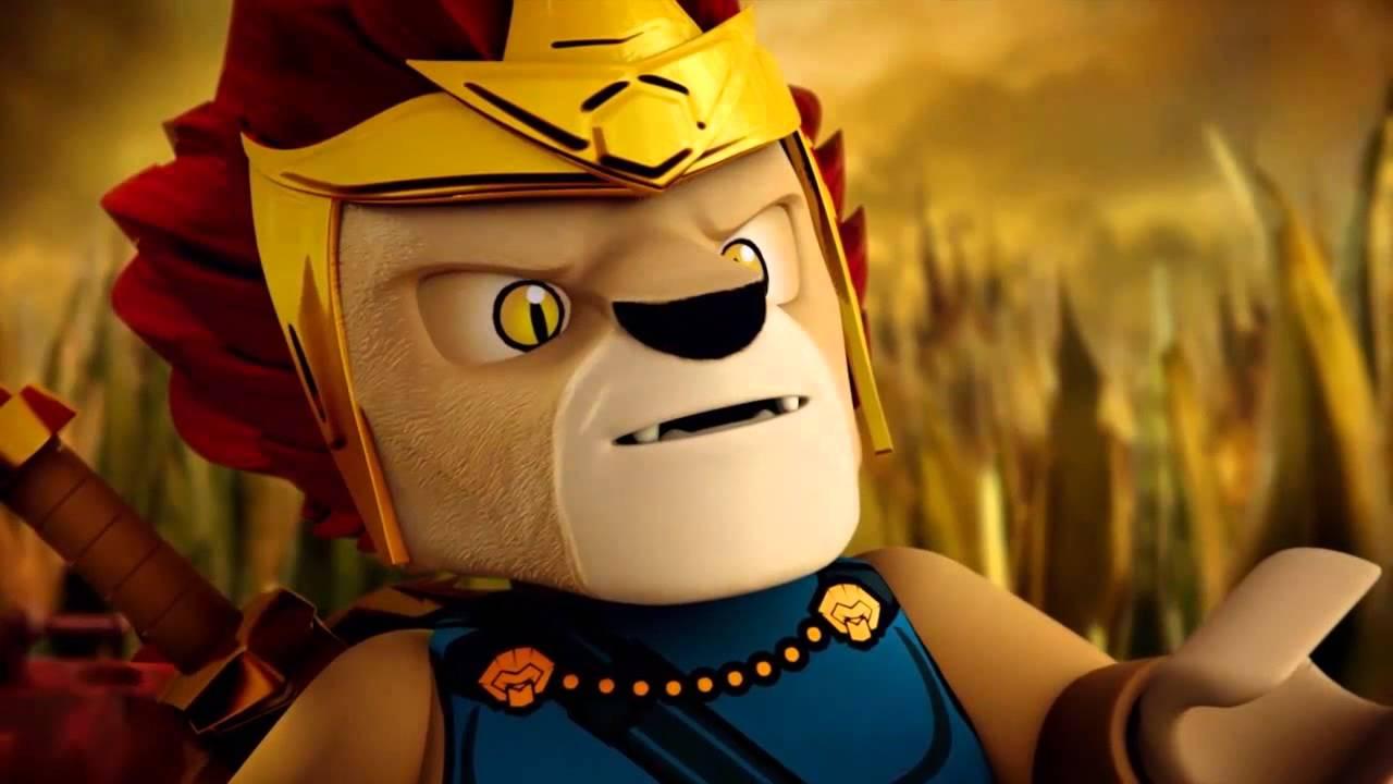 Lego chima episode 1 part 2 youtube - Dessin lego chima ...