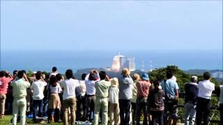 h iia f25 launch 25号機 ひまわり8号 打ち上げ