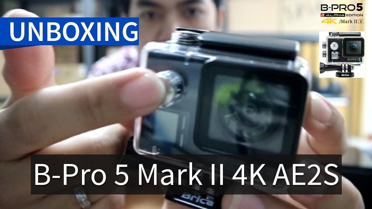 Unboxing Full Review Brica B Pro 5 Ae2s Lengkap Pro5 Alpha Edition Mark Iis 4k Komplit 2s Ae 2 Indonesia